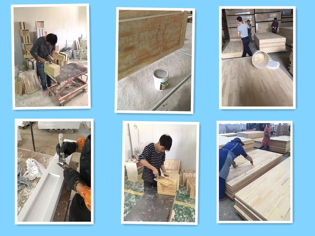 汉林腻子:订制家具工艺中木工腻子的重要性