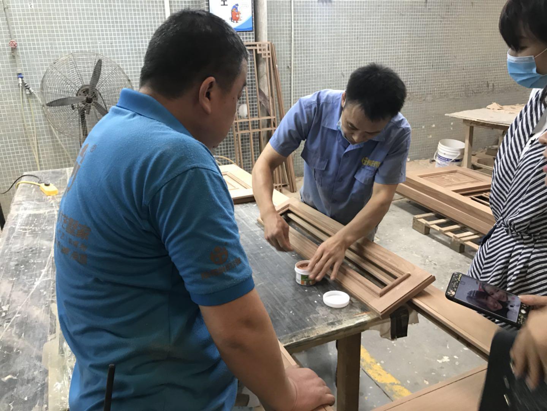 木器漆配套腻子修补木材的注意事项和修补工艺
